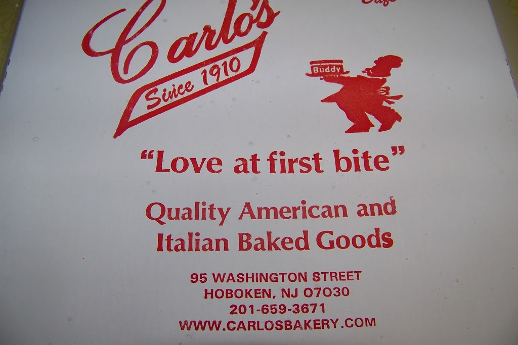 Cake Boss- A Visit To Carlo's Bakery
