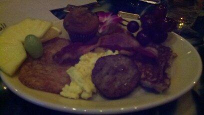 Breakfast With Santa Rainforest Cafe