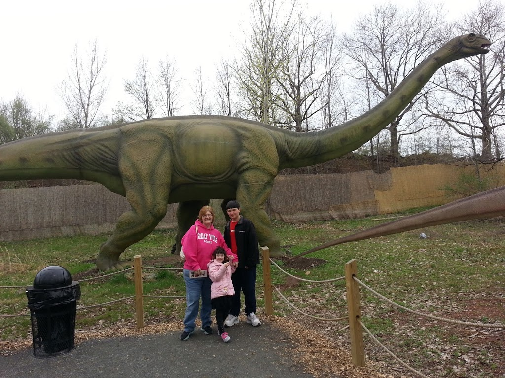 Giveaway: Field Station Dinosaurs New Jersey- Family 4 Pack