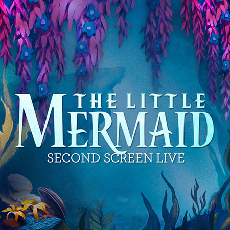 The Little Mermaid Second Screen Live In Select Theaters ...