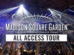 The New Madison Square Garden All Access Tour Is Incredible Msgallaccess Thegarden Nyc