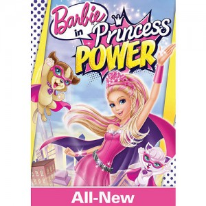 BarbiePrincessPower