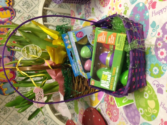 Whats In Your Easter Basket Hideem Hatch Em Eggs