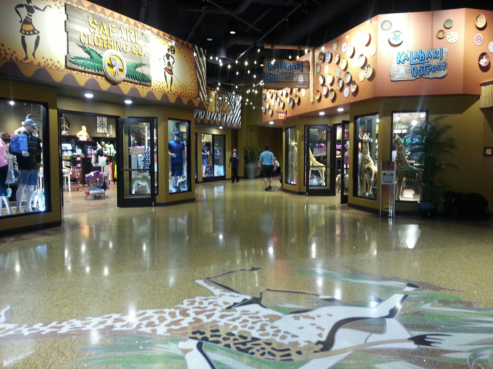 Kalahari Is Perfect For Families So It Makes Sense That Run By One The Nelson Family Owns And Runs Chain Of Resorts They Are A