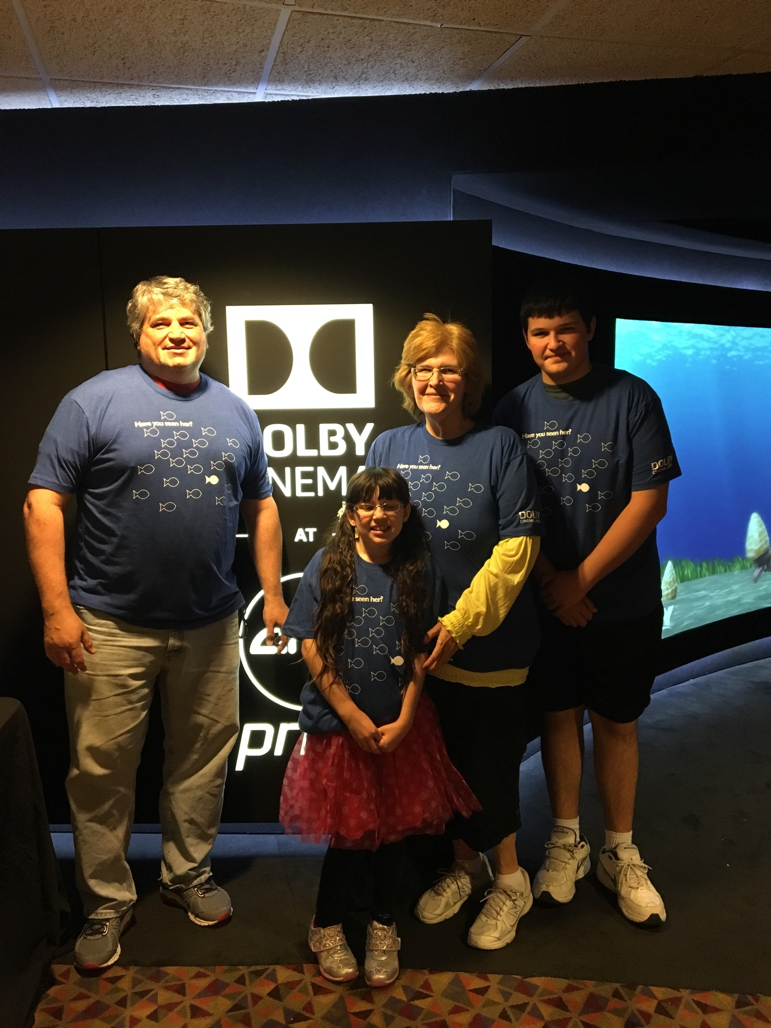 Willowbrook Amc 24 Finding Dory Dolby Cinema At Amc In Nyc Findingdory Dolbycinema