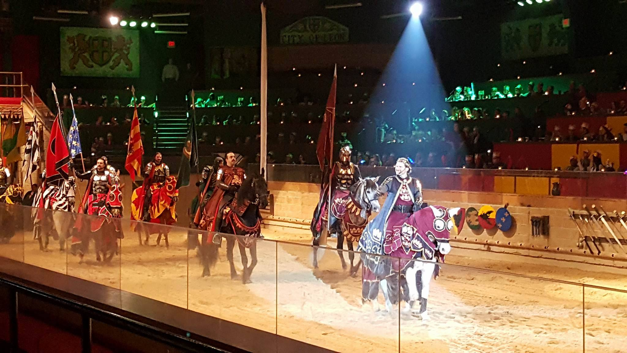 Medieval Times Diner and Tournament was set up in the s by Jose Montaner in the Majorca. Medieval Times Diner and Tournament was later privatized and the company moved to the United States of America where nine Medieval Times theaters were opened in the year , in Orlando.