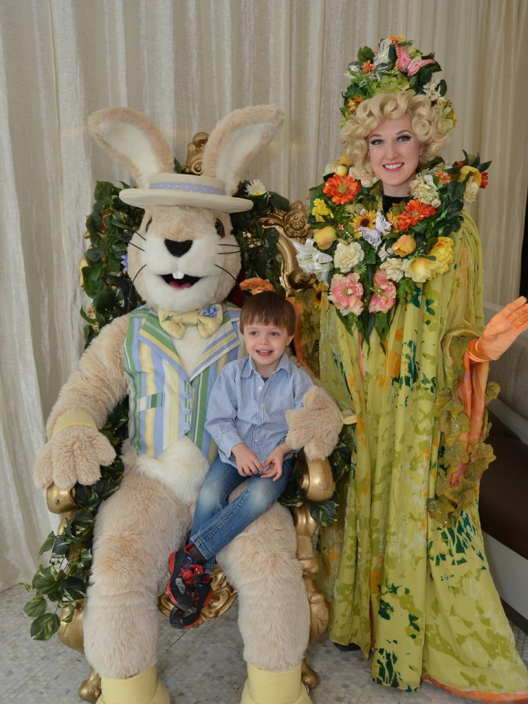 Stella 34 Trattoria - Breakfast with the Easter Bunny