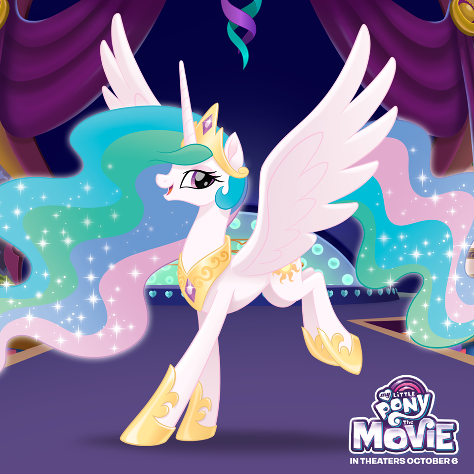 My Little Pony: The Movie First Official Trailer!!! #MLP # ...