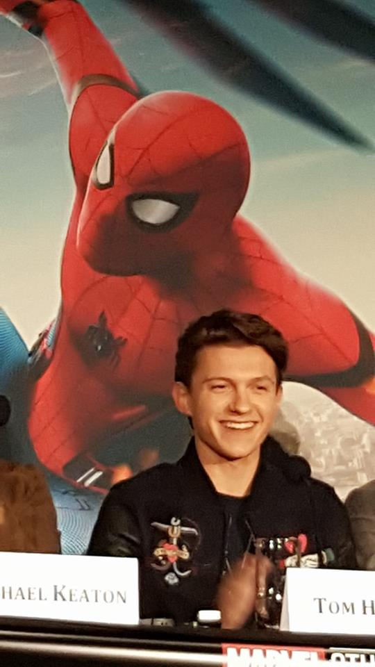 spideytomholland