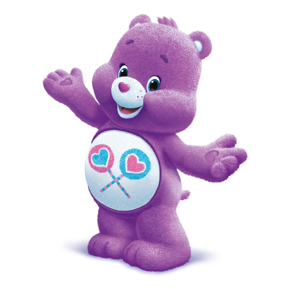 September 9th is Care Bears ShareYourCare Day