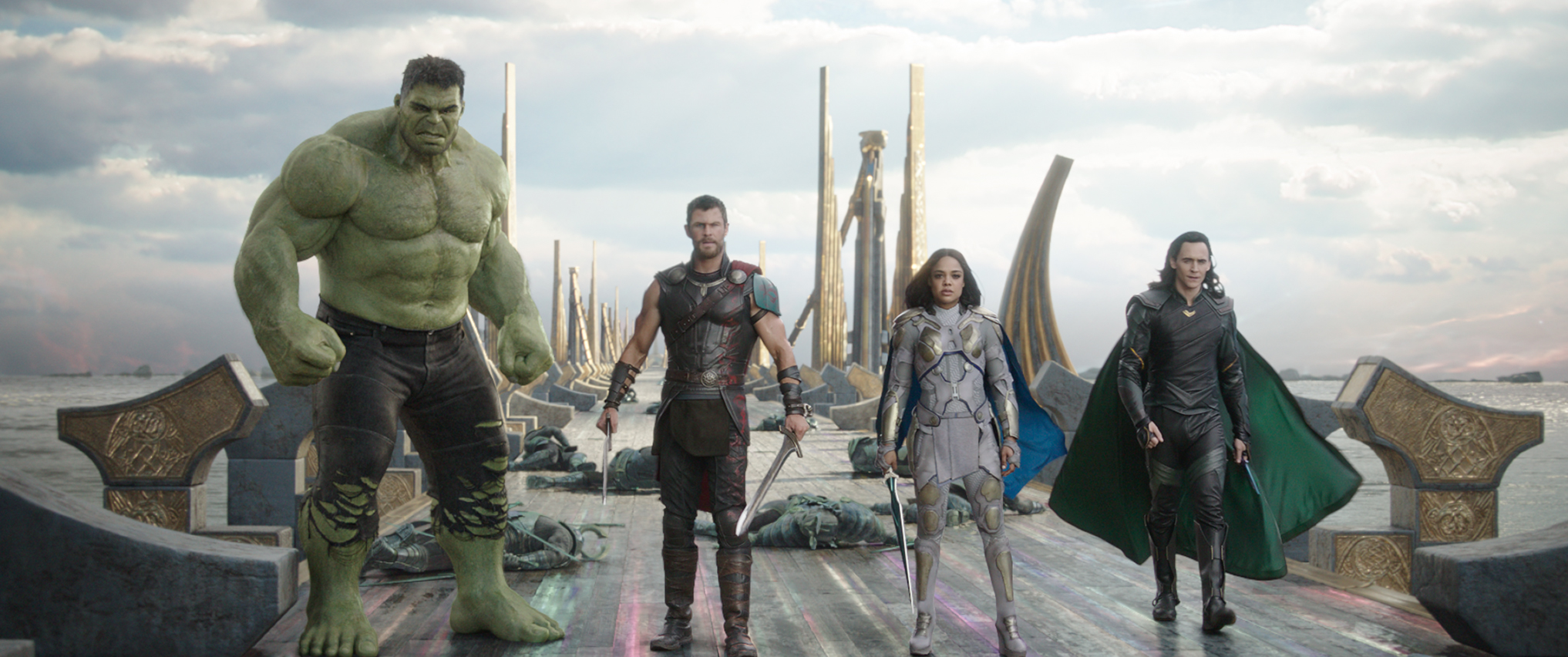 Giveaway THOR:Ragnarok Digital HD and 4K Ultra HD™ and