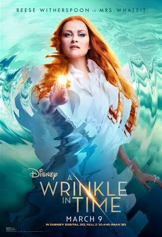 Disney's A Wrinkle In Time IN Theaters Now!
